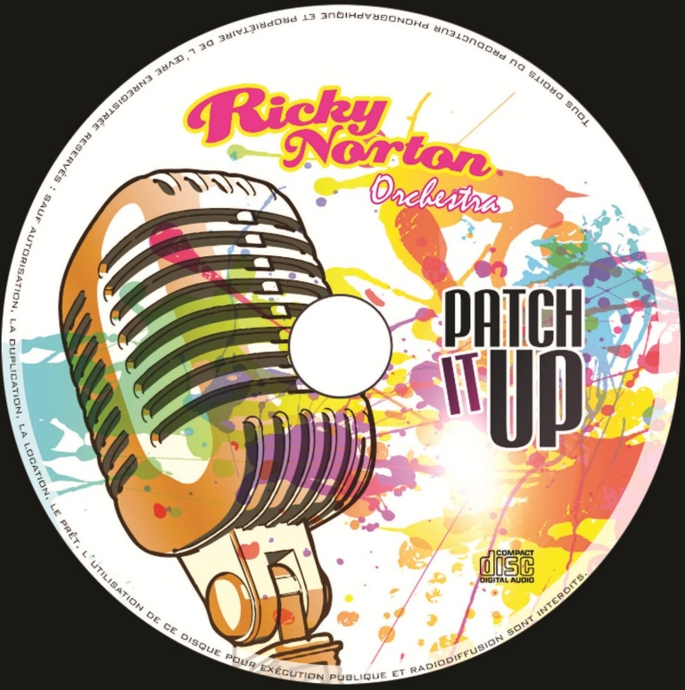 "Cd ""Patch It Up"""