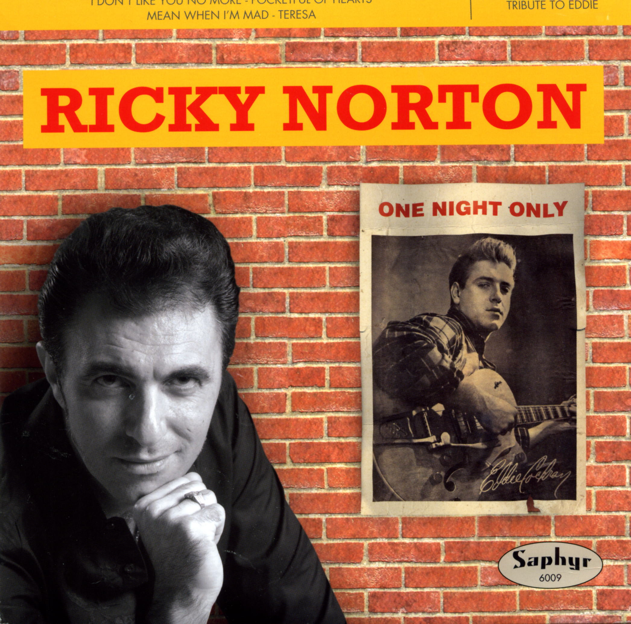 50 RICKY NORTON TRIBUTE TO EDDIE 2010