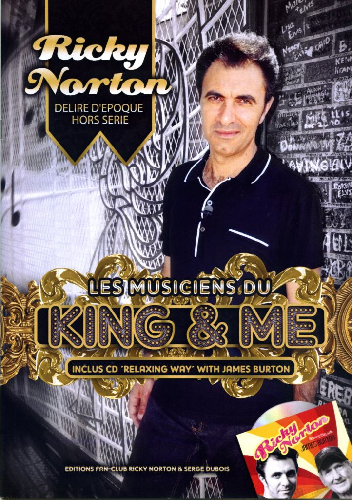 de hors serie musiciens king recto