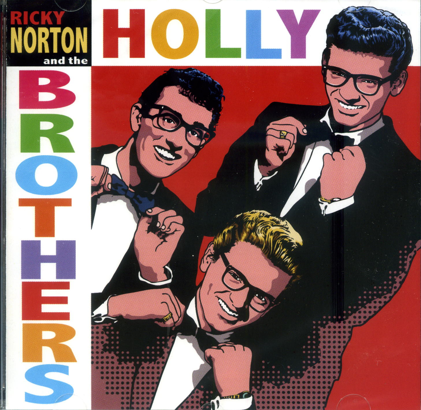 cd ricky holly brothers