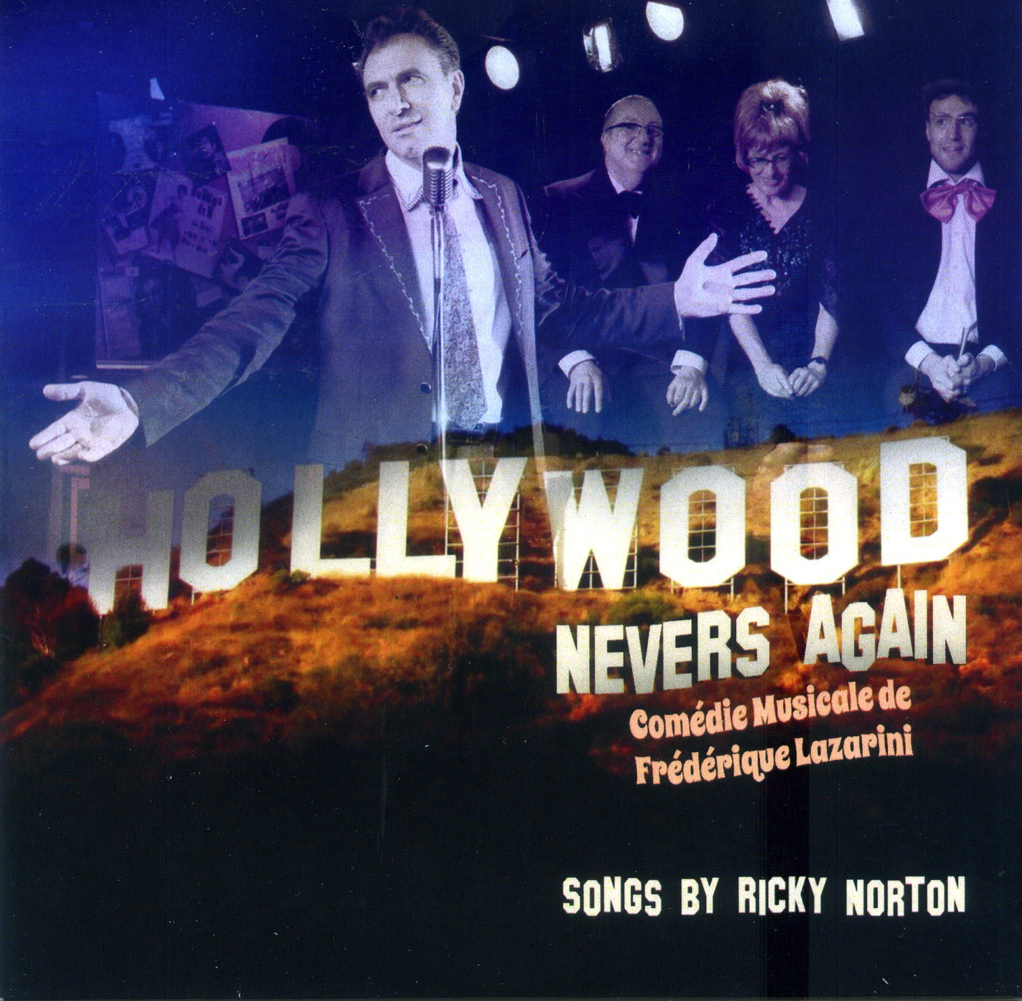 cd holly nevers again couv